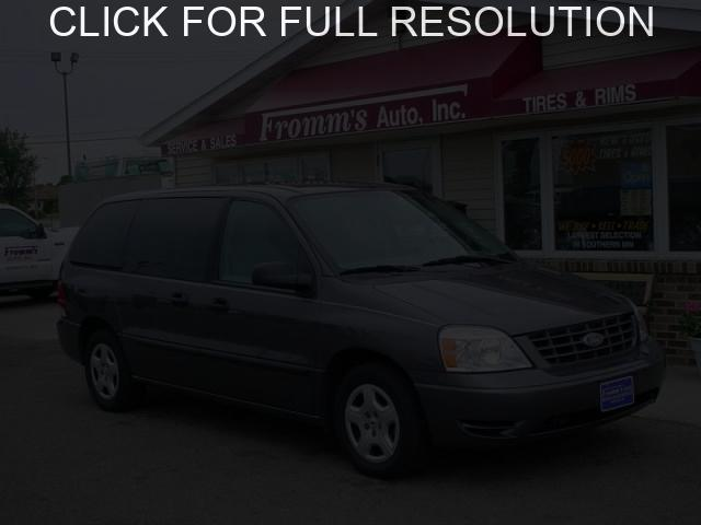 Ford Freestar #4