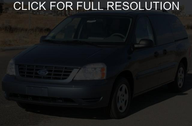 Ford Freestar #5