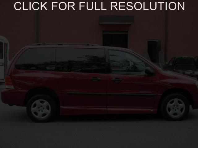 Ford Freestar #9