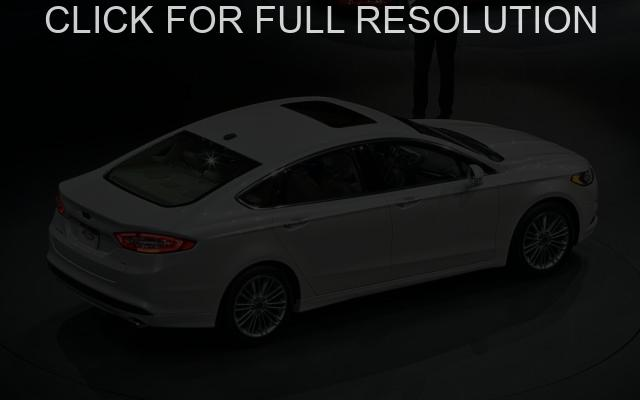 Ford Fusion #4