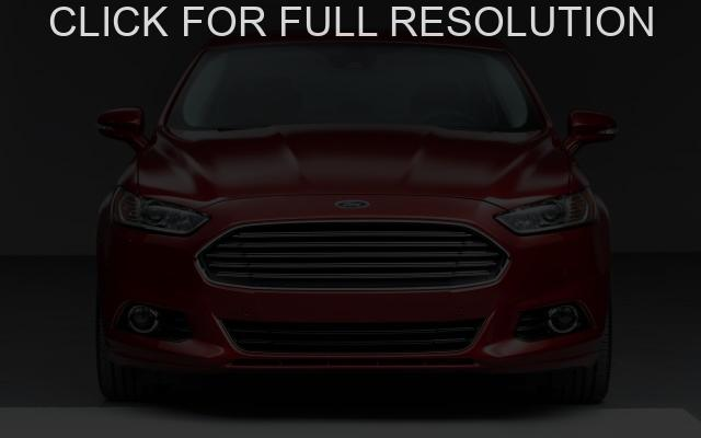 Ford Fusion #12