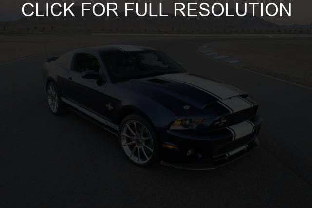 Ford Shelby GT500 #6
