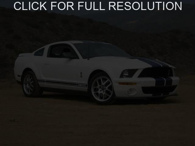 Ford Shelby GT500 #9