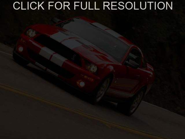 Ford Shelby GT500 #1