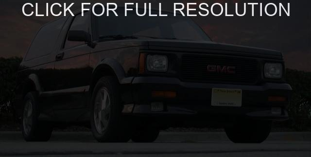 GMC Typhoon #2
