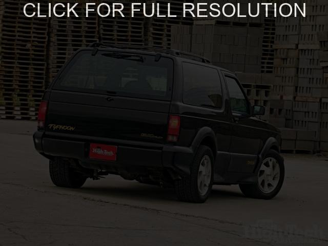 GMC Typhoon #11