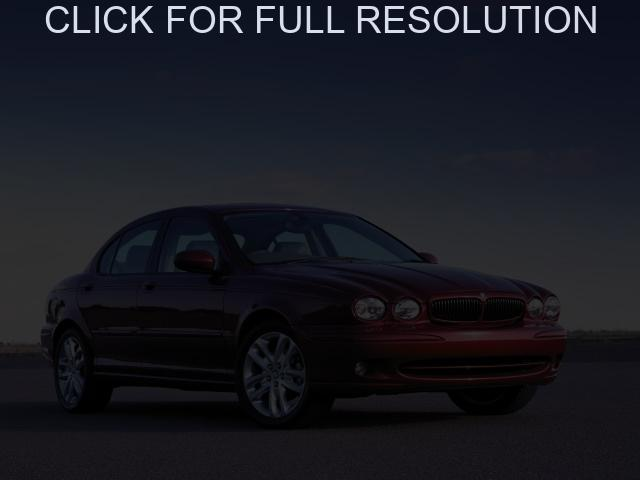Jaguar X-Type #4