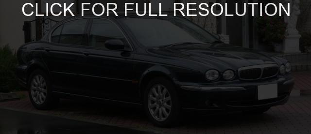 Jaguar X-Type #7