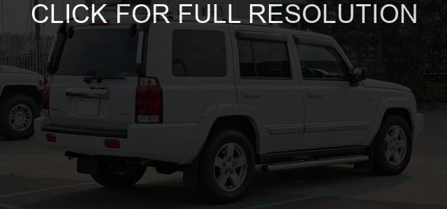 Jeep Commander #6