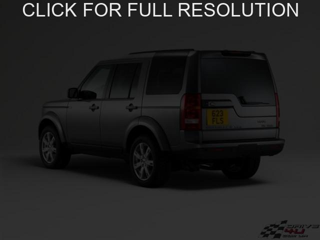 Land Rover Discovery #10