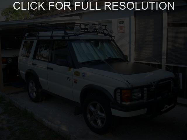 Land Rover Discovery Series II #5