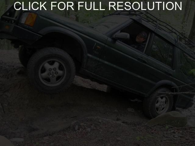 Land Rover Discovery Series II #8
