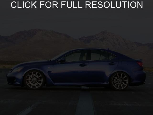 Lexus IS F #9