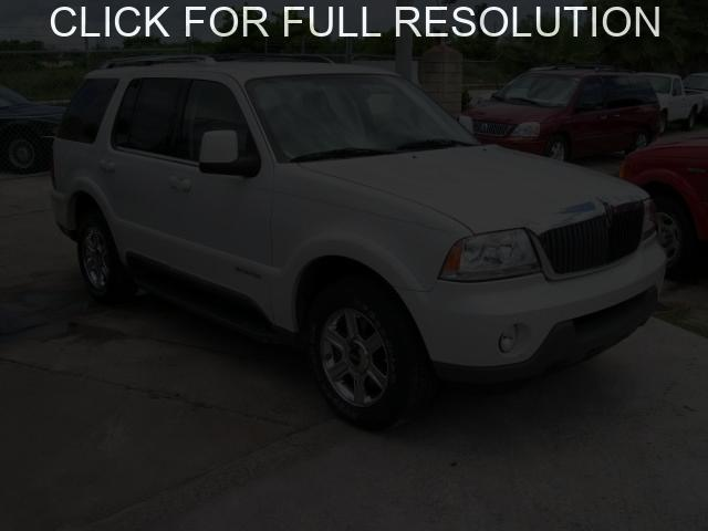 Lincoln Aviator #1