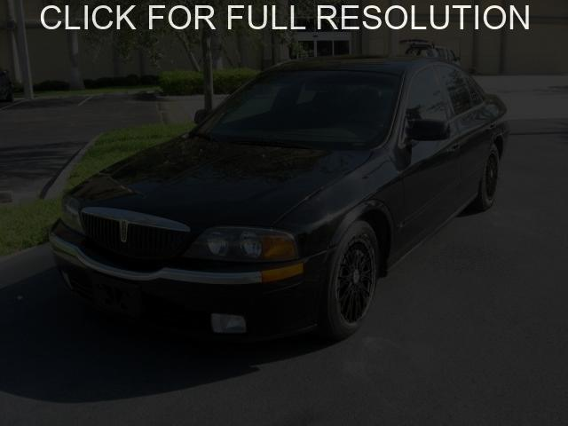 Lincoln LS #2