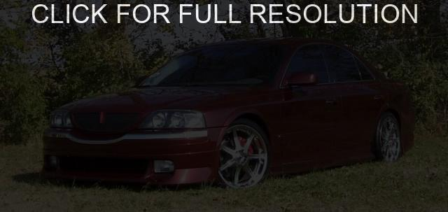 Lincoln LS #12