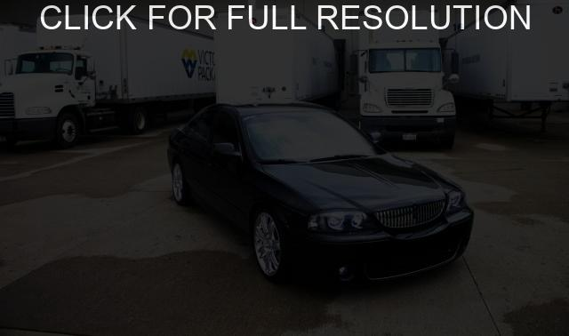 Lincoln LS #14