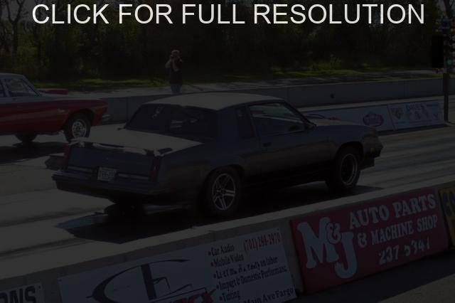 Oldsmobile Cutlass Supreme #13