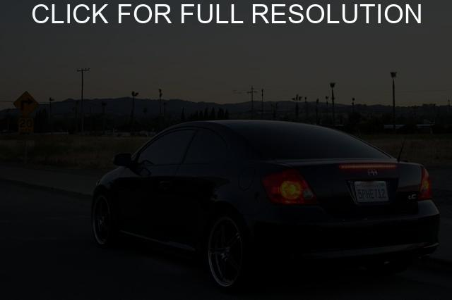 Scion tC #7