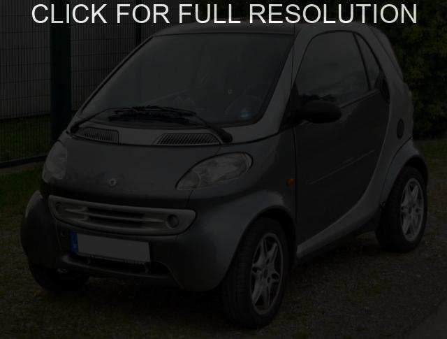 smart fortwo #2