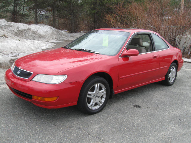 Acura CL red #1
