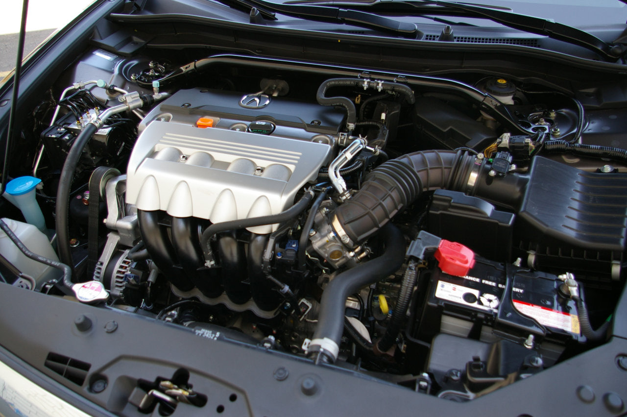 Acura TSX engine #3