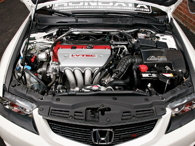 Acura TSX engine #1