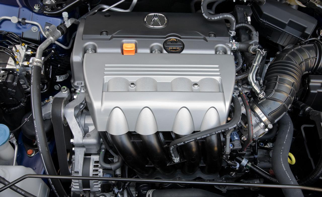 Acura TSX Sport Wagon engine #2