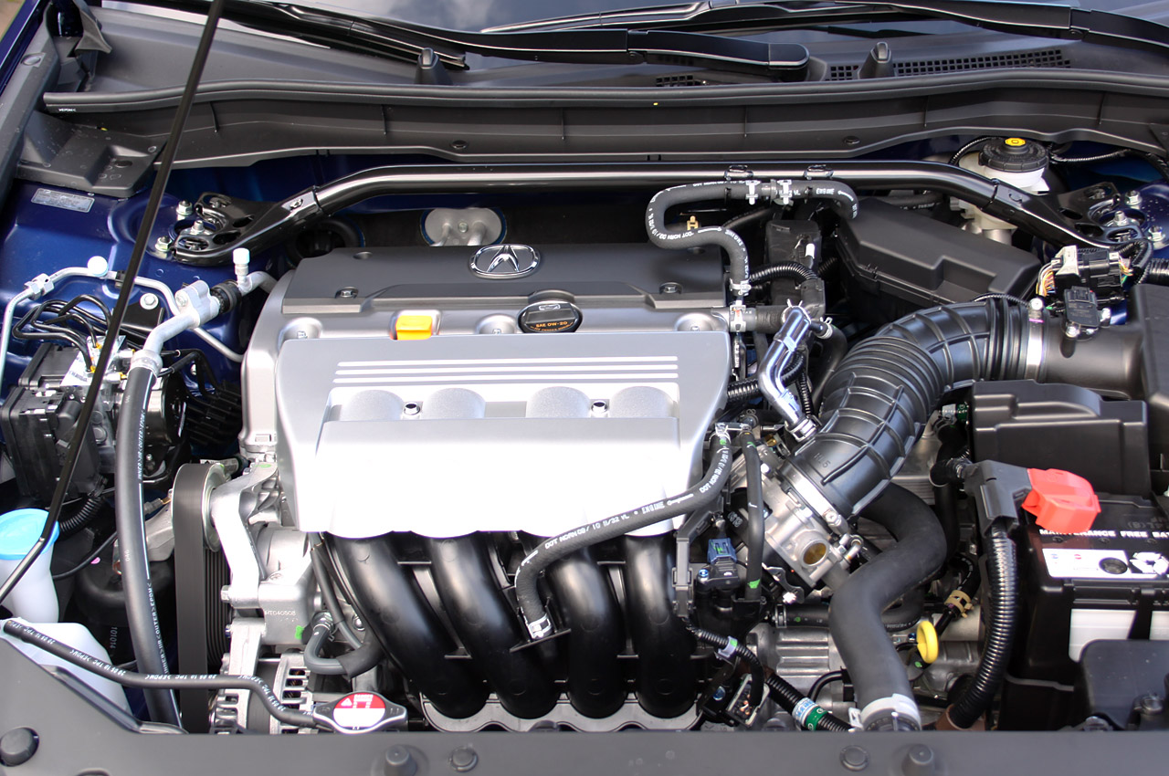 Acura TSX Sport Wagon engine #1