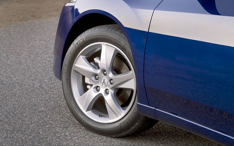 Acura TSX Sport Wagon wheels #2