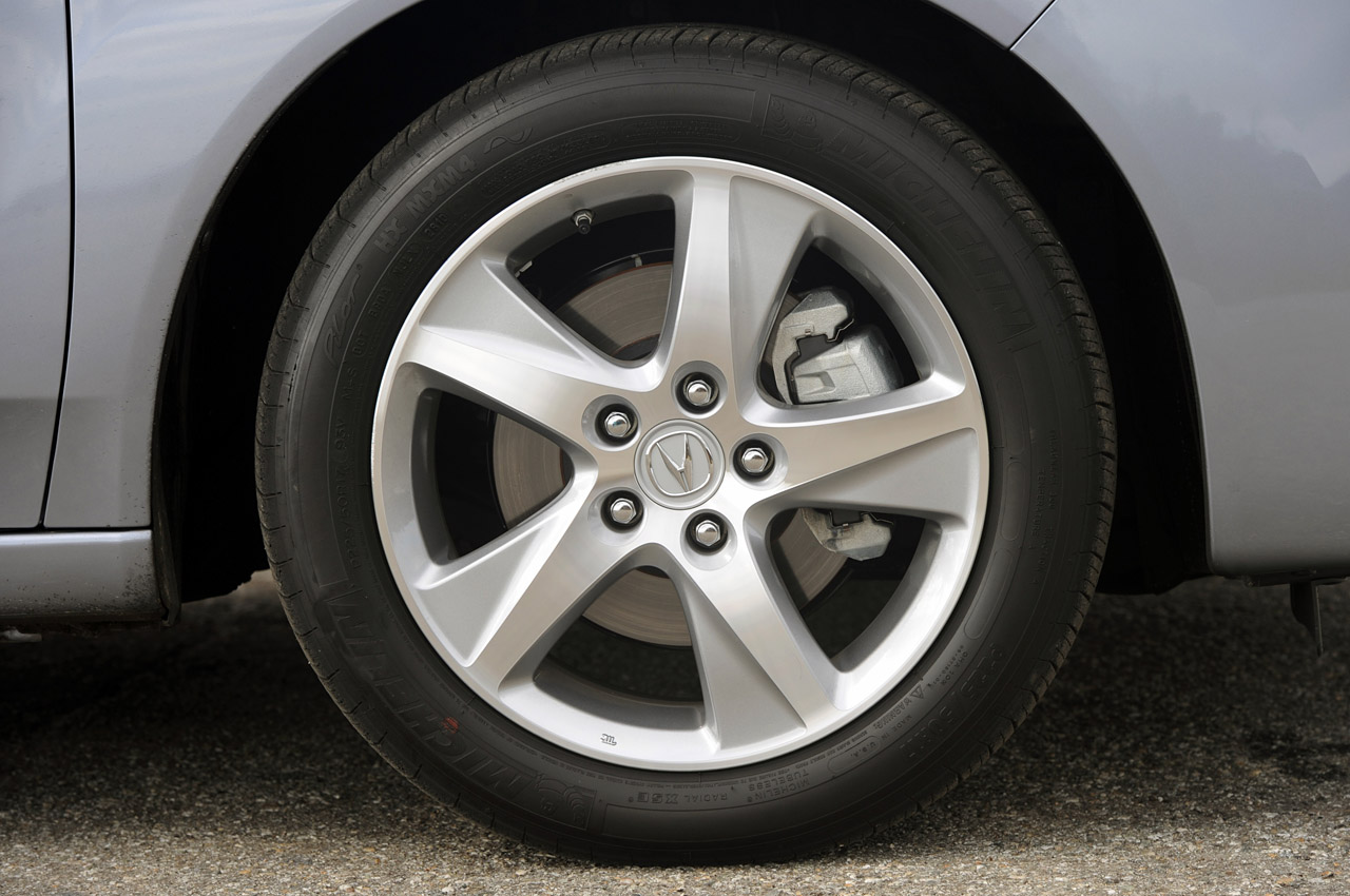 Acura TSX Sport Wagon wheels #4