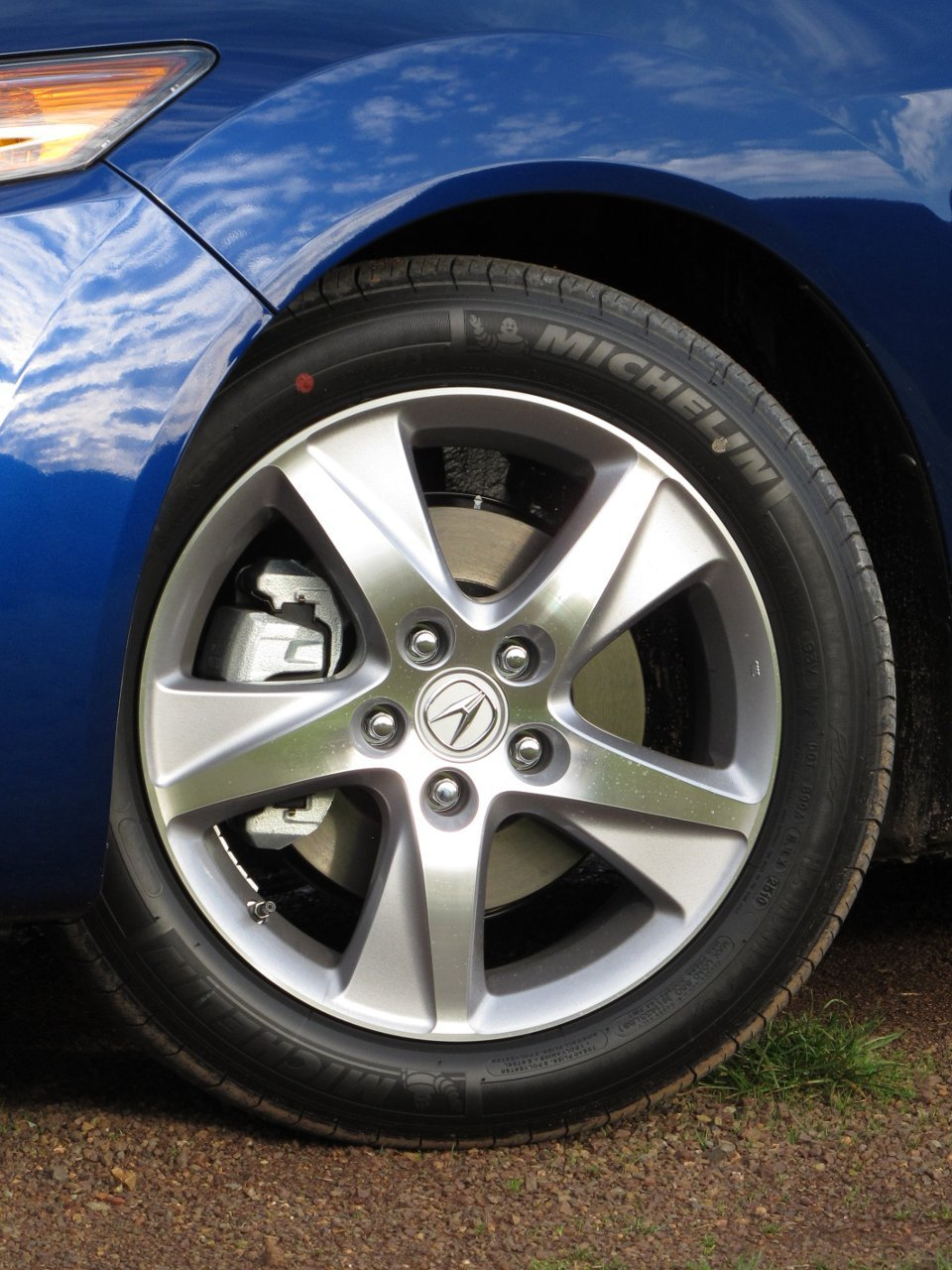Acura TSX Sport Wagon wheels #1