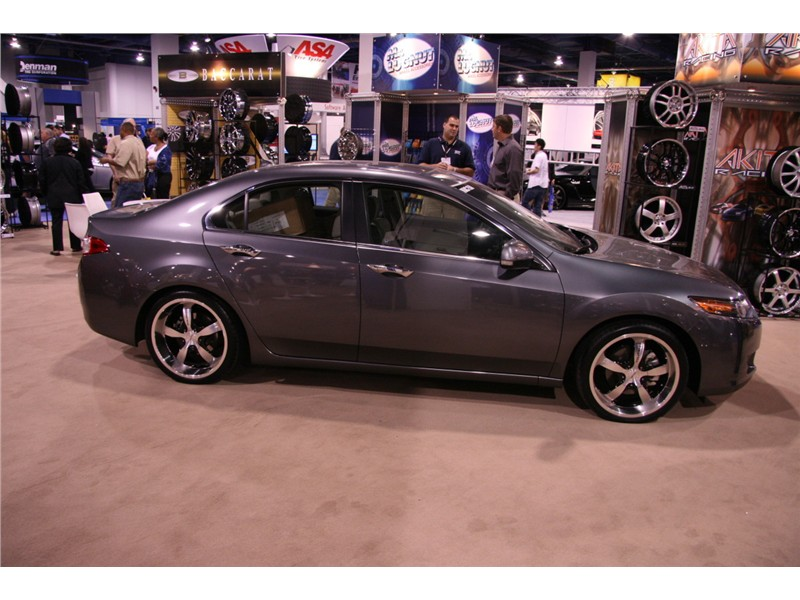 Acura TSX wheels #2