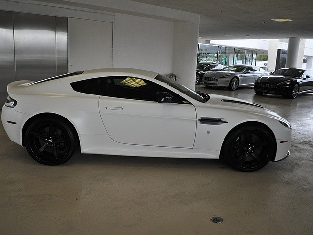 Aston Martin V12 Vantage wheels #4