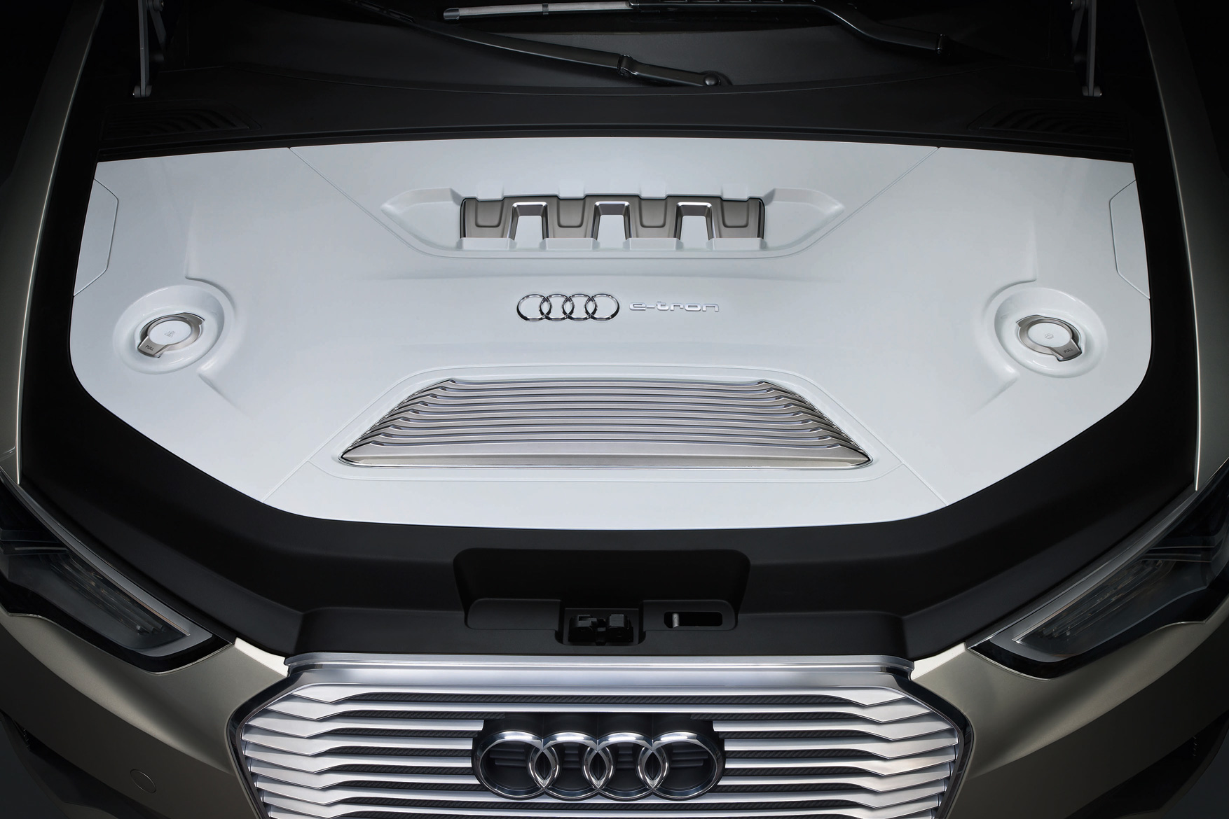 Audi A3 e-tron engine #3