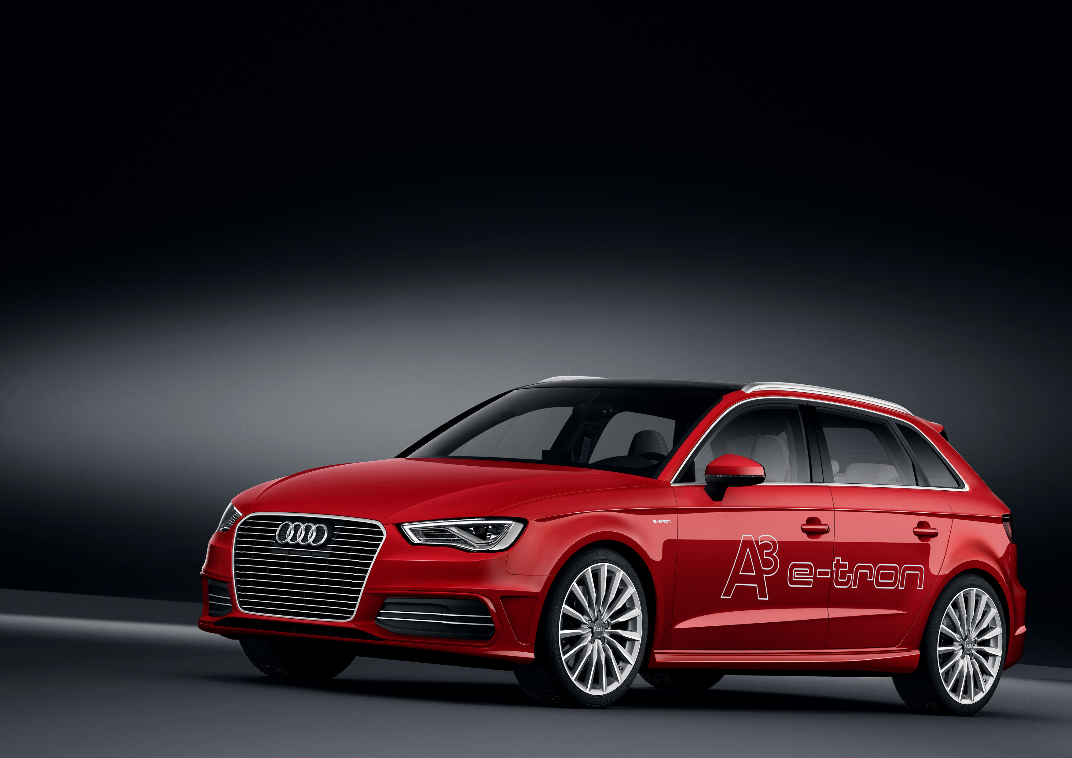 Audi A3 e-tron wheels #4