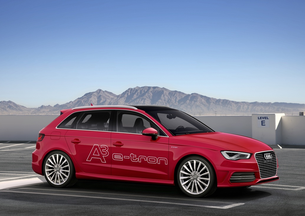 Audi A3 e-tron wheels #1