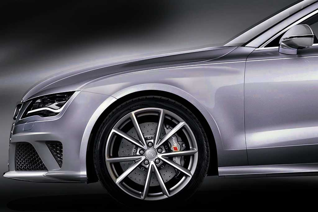 Audi RS7 wheels #2