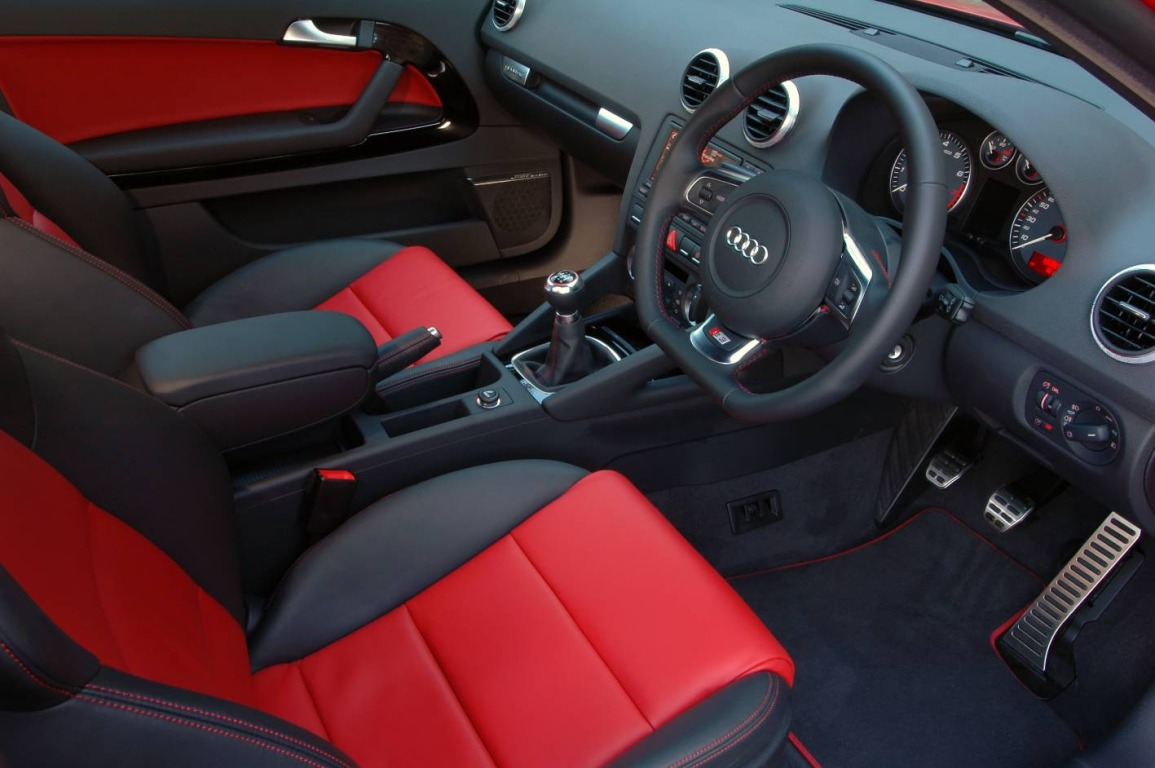 Audi S3 red #4