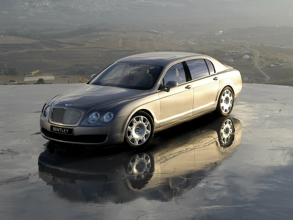 Bentley Continental Flying Spur #8