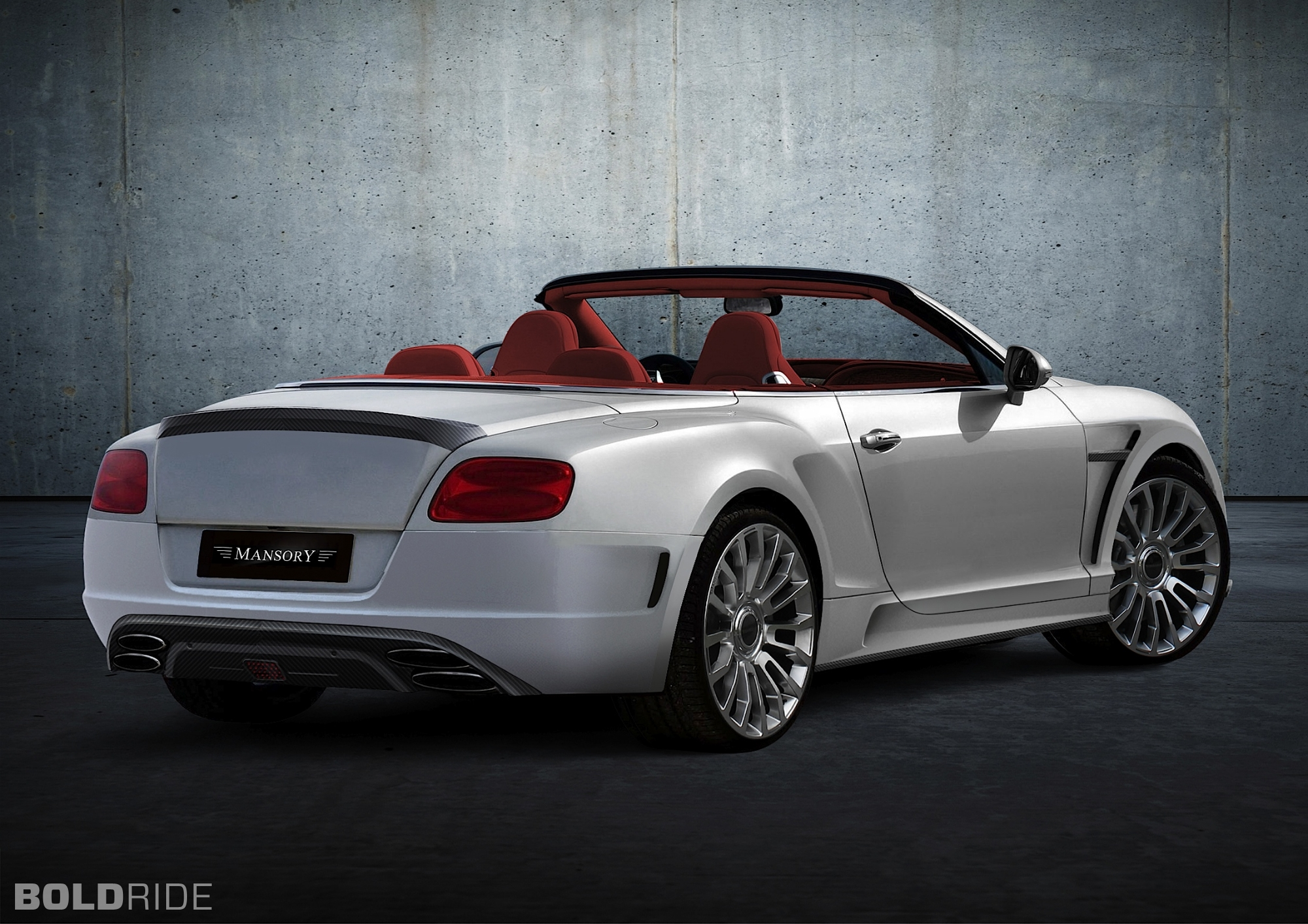 Bentley Continental GTC #5