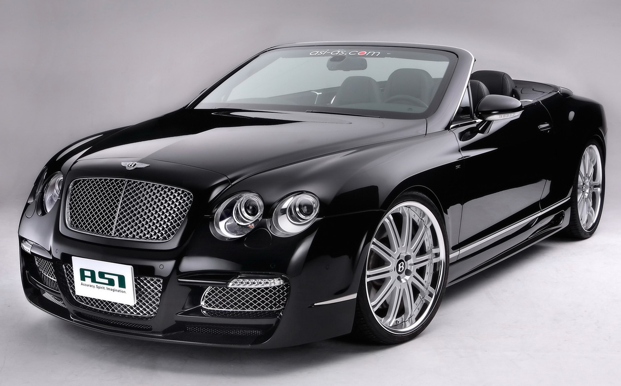 Bentley Continental GTC #9