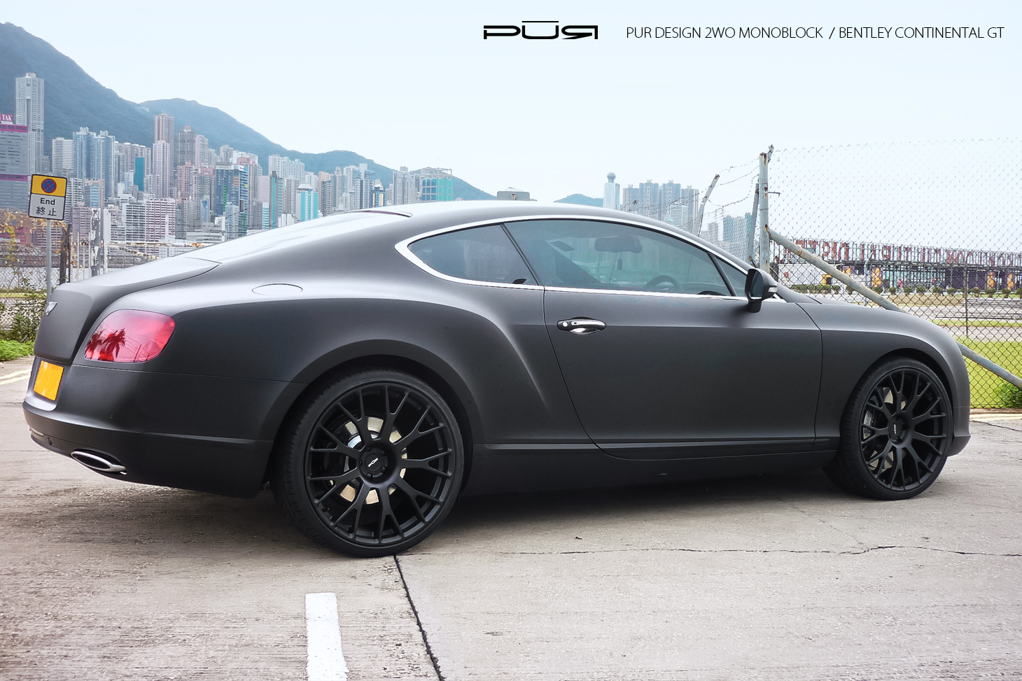 Bentley Continental GTC wheels #1
