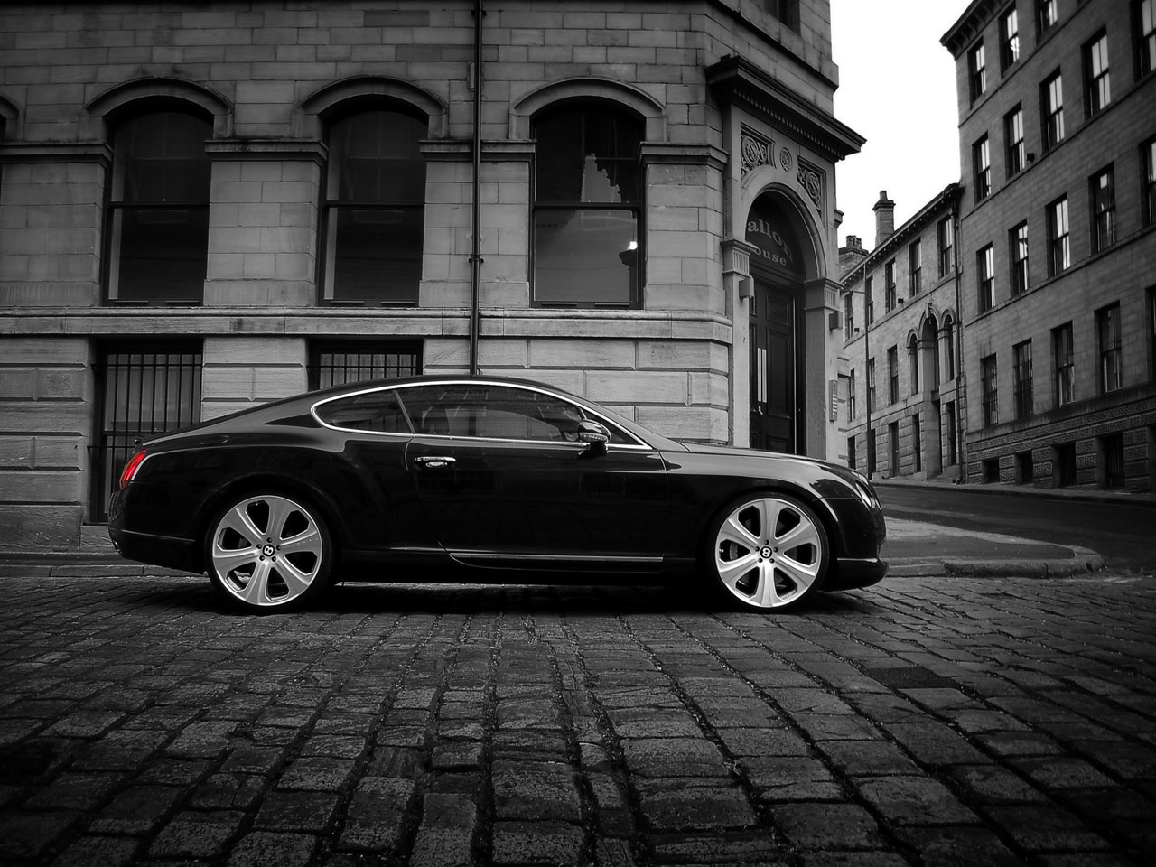 Bentley Continental GTC wheels #2