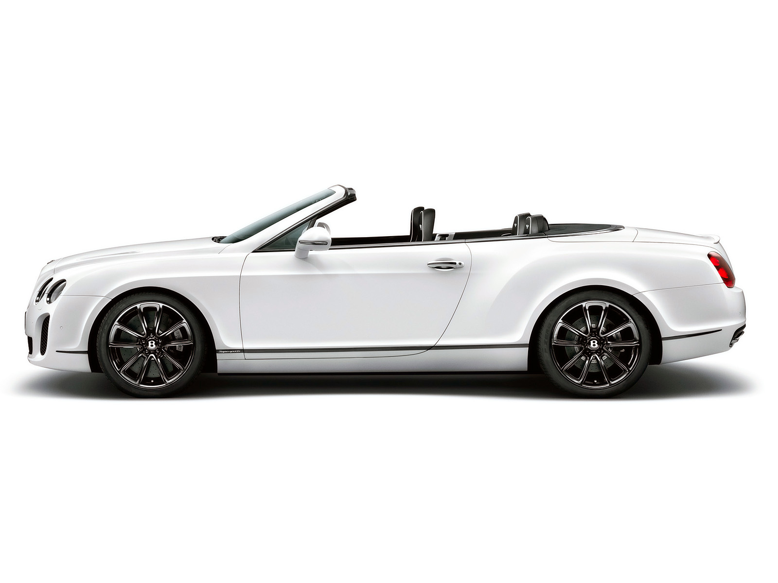 Bentley Continental Supersports Convertible #4