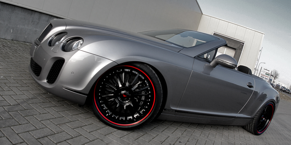Bentley Continental Supersports Convertible wheels #1