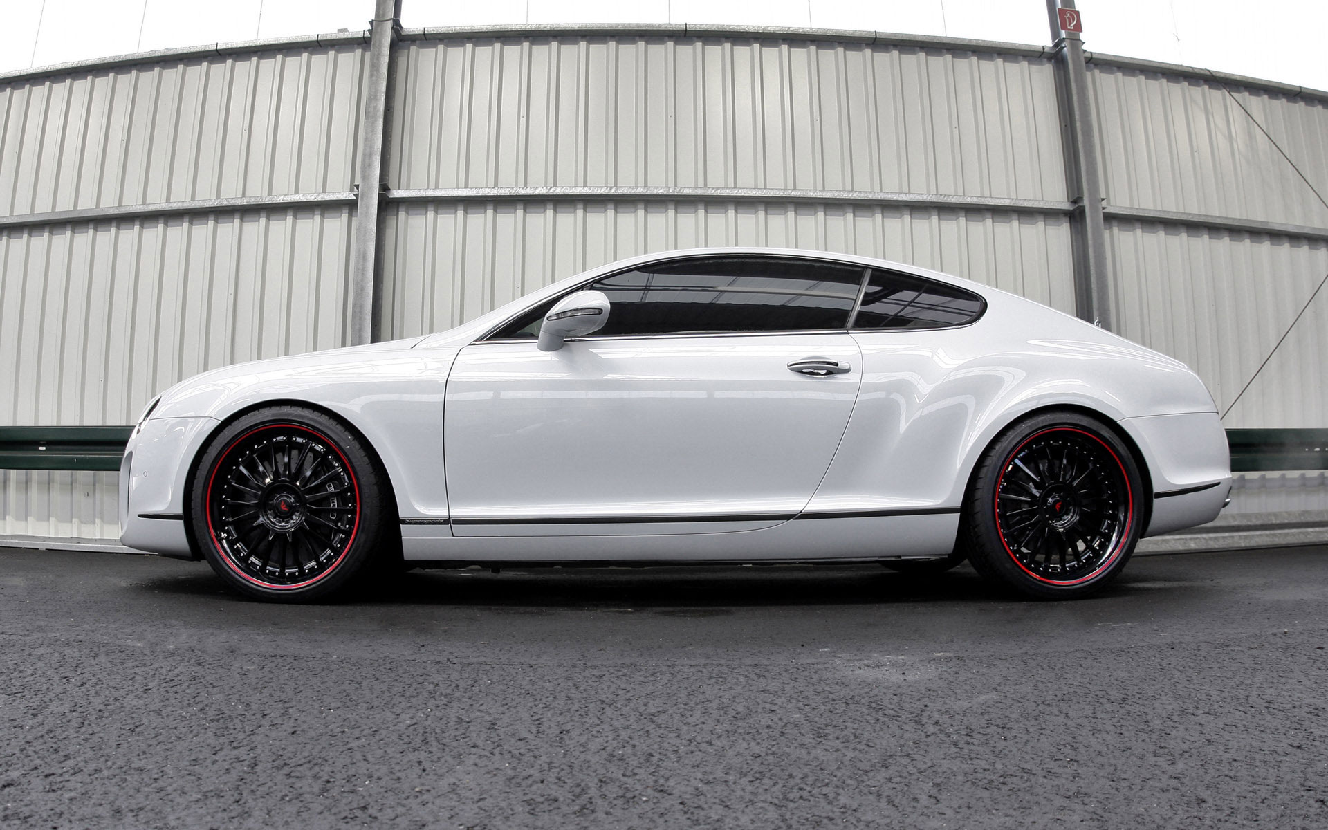 Bentley Continental Supersports Convertible wheels #3
