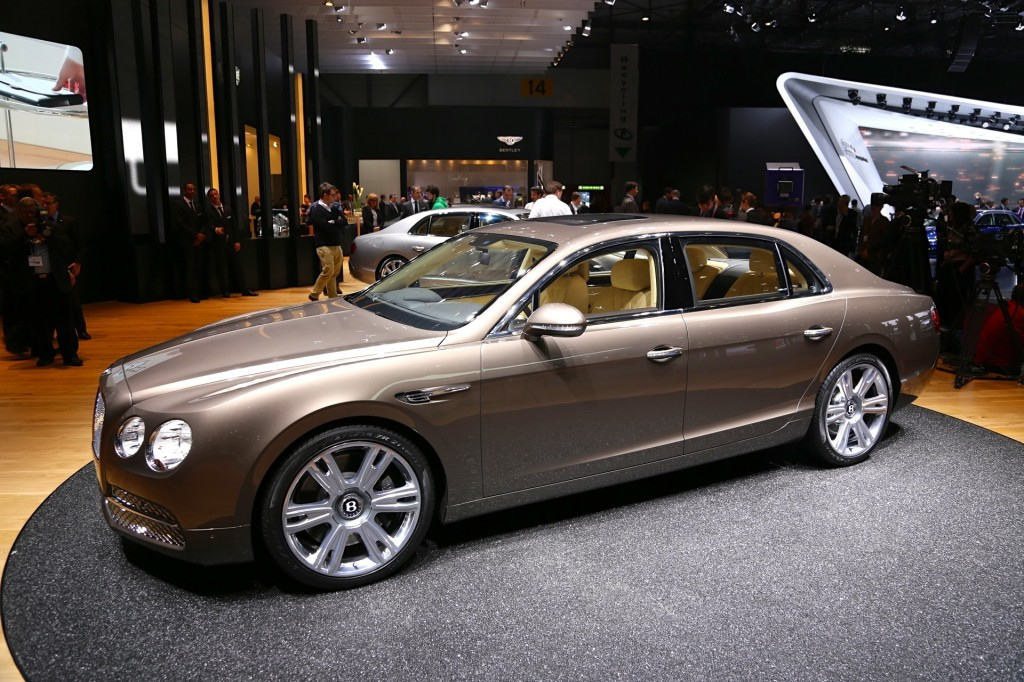 Bentley Flying Spur #12