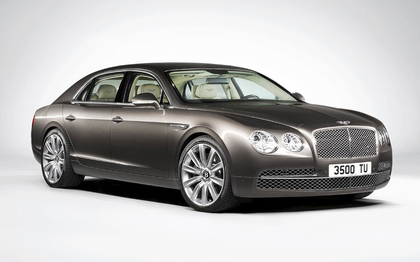 Bentley Flying Spur #14