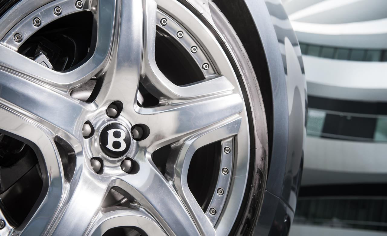 Bentley Flying Spur wheels #1